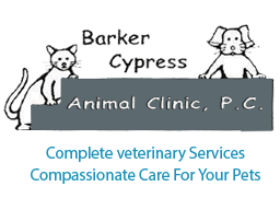 Barker Cypress Animal Clinic, P.C.